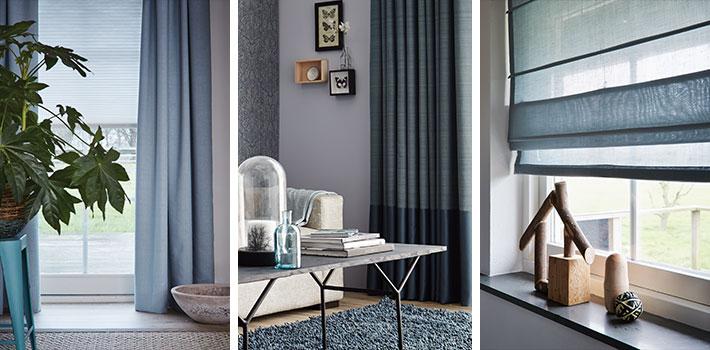 Sfeer warmte met gordijnen beko interieurs in heiloo bij castricum egmond - Kleur sfeer ...